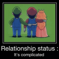 Relationship status  It's complicated Comment a GREEN emoji! 🐸