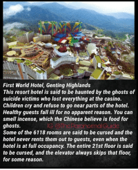 T3 First World Hotel Genting Highlands This Resort Hotel Is Said