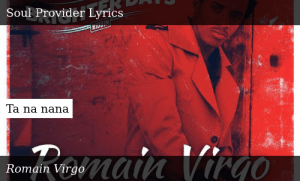 Romain Virgo-Lifted-Soul Provider