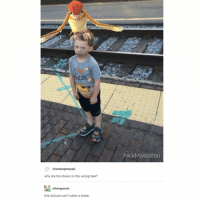 Who is this kid oh my god - mon textposts textpost: TACOS  champagne pupi  why are his shoes on the wrong feet?  ethergaunts  this kid just can't catch a break  Nick Mastodon Who is this kid oh my god - mon textposts textpost