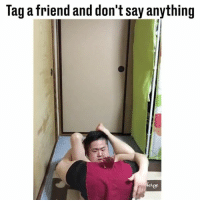 Memes, Twitter, and Watch: Tag a friend and don't say anything  eige What did I just watch 😂 (twitter.com-uespiiiiii)