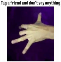 Creepy, Memes, and Say Anything...: Tag a friend and don't say anything So f*cking creepy... 😱😂