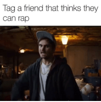 Fire, Memes, and Netflix: Tag a friend that thinks they  can rap Straight fire. Watch Father of the Year now, only on @Netflix! sp