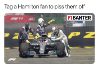 Meme, Memes, and F1: Tag a Hamilton fan to piss them off  F1BANTER HAMILTON IS OUT WITH A HYDRAULICS PROBLEM! Could this be a result of him going off track multiple times? 😨 ————————————————————— ChamF1B F1 F1B F1Banter F1BanterGod Formula1 F12018 TeamF1B Formula1Banter MSB MotorsportBanter banter f1meme f1racing meme joke memes f1jokes FormulaOne racing motorsport racingjokes F1Humor racingmemes racingbanter GP GrandPrix GPRacing bwoah YeahTheMaldonado
