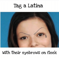 Tag her FOLLOW US➡️ @so.mexican: Tag a Latina  with their eyebrows on fleek Tag her FOLLOW US➡️ @so.mexican