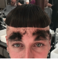 9gag, Barber, and Memes: Tag a mate who is born for this bowl cut 😉Follow @9gag - - 📸@davide_greco_barber - - 9gag barber bowlcut
