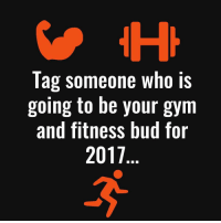 Gym, Tag Someone, and The Link: Tag someone who is  going to be your gym  and fitness bud for  2017 Tag away! 💪🏼 . @DOYOUEVEN - 70% OFF BOXING DAY SALE! 🎉 click the link in our BIO ✔️