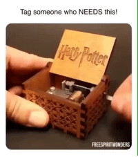 Game of Thrones, Harry Potter, and Memes: Tag someone who NEEDS this!  FREESPIRITWONDERS This little antique wooden music box sings all of your favorite movie theme tunes 😍🎵 Choose from themes such as Harry Potter, Moana, Star Wars, Game of Thrones & more! Reminisce over your wonderful childhood memories🧙♂️Grab this magical music box for 60% off today only!! Tap the link in @free.spirit.wonders bio to grabs yours! 💕 • harrypotter harrypotterworld harrypotterforever harrypotterandthecursedchild gameofthrones gameofthronesfamily gameofthronesmemes moana davyjones zelda legendofzelda thelegendofzelda starwars starwarsmemes starwarscosplay starwarsdaily starwarsrebels starwarstoys starwarsfans harrypotterfandom themes themesong movie movies movienight harrypotterstudios harrypotternerd