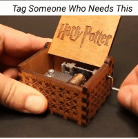 Funny, Game of Thrones, and Harry Potter: Tag Someone Who Needs This This little antique wooden music box from @hugsandroses.official sings all of your favorite movie theme tunes 😍 Choose from themes such as Harry Potter, Moana, Star Wars, Game of Thrones & more! Grab yours today and get 80% off only today!! Shop here: @hugsandroses.official (link in bio)