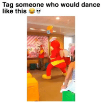 "Wtf clip of the day 😂 Song: ""Secrets"" by @XXBridge: Tag someone who would dance  like this  el Wtf clip of the day 😂 Song: ""Secrets"" by @XXBridge"