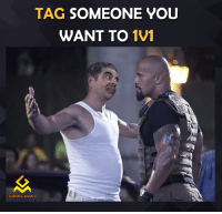 Video Games, Game-Meme, and Game-Memes: TAG SOMEONE YOU  WANT TO  1v1  GAMING MEMES Tag him!