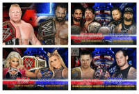 Thoughts on Survivor Series?: TAG TEAM CHAMPIONS  TAG TEAM CHAMPIONS  WOMEN'S CHAMPION v  WOMEN S CHAMPION  INTERCONTINENTAL CHAMPION v UNITED STATES CHAMPION Thoughts on Survivor Series?