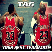 Comment below! NBA Basketball: TAG  YOUR BEST TEAMMATE! Comment below! NBA Basketball