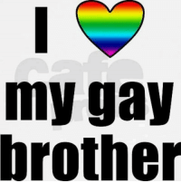 Tag your gay brother: Tag your gay brother