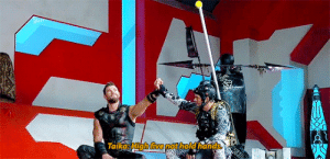 shinysoroka: emmestones: Chris Hemsworth and Mark Ruffalo on the set of Thor: Ragnarok (x) This is the purest thing on my dash today. : Taika: High five not hold hands. shinysoroka: emmestones: Chris Hemsworth and Mark Ruffalo on the set of Thor: Ragnarok (x) This is the purest thing on my dash today.