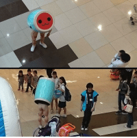 9gag, Memes, and Cosplay: Taiko got some buns By s04p_tani | TW taiko mascot cosplay japan 9gag