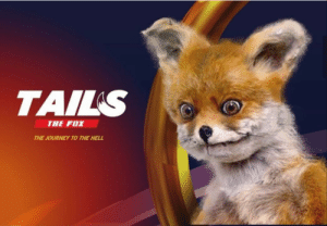 ...;^(): TAILS  THE FOX  THE JOURNEY TO THE HELL ...;^()