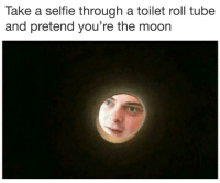 """<p>Moon poon via /r/dank_meme <a href=""""http://ift.tt/2zQbn3u"""">http://ift.tt/2zQbn3u</a></p>: Take a selfie through a toilet roll tube  and pretend you're the moon <p>Moon poon via /r/dank_meme <a href=""""http://ift.tt/2zQbn3u"""">http://ift.tt/2zQbn3u</a></p>"""