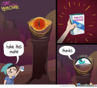 Better??? #Gafcomics #LordOfTheRings