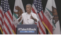 WATCH LIVE: President Barack Obama is making his very first stop on the campaign trail for House Democrats!   Show him you have his back by chipping in to elect Democrats who will protect his legacy ➡️ dems.me/take-it-back:  #Take It Back  WIN TO 43700 WATCH LIVE: President Barack Obama is making his very first stop on the campaign trail for House Democrats!   Show him you have his back by chipping in to elect Democrats who will protect his legacy ➡️ dems.me/take-it-back