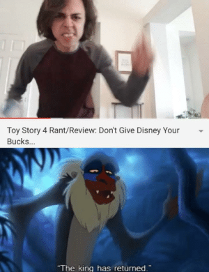 Take your place! Invest in Lion King Memes! via /r/MemeEconomy https://ift.tt/2WKeXd6: Take your place! Invest in Lion King Memes! via /r/MemeEconomy https://ift.tt/2WKeXd6