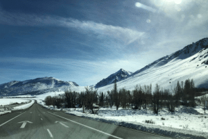 Taken while driving back to Orange County from Lake Tahoe. Taken with an iPhone 8. No editing.: Taken while driving back to Orange County from Lake Tahoe. Taken with an iPhone 8. No editing.