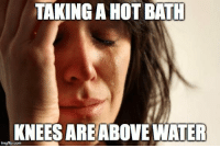 "Advice, Tumblr, and Animal: TAKING A HOT BATH  KNEES ARE ABOVE WATER <p><a href=""http://advice-animal.tumblr.com/post/169550127423/taking-a-hot-bath"" class=""tumblr_blog"">advice-animal</a>:</p>  <blockquote><p>Taking a hot bath…</p></blockquote>"
