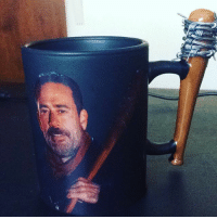"""Taking it like a champ!"" negan twd thewalkingdead lucille coffee comicbooks tv: ""Taking it like a champ!"" negan twd thewalkingdead lucille coffee comicbooks tv"