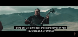 Asian, White, and Dank Memes: Taking our Great Mongol ancestors names in vain  How strange, how strange Me, a white guy, after learning through ancestrydna that i have in fact 1.5% asian heritage