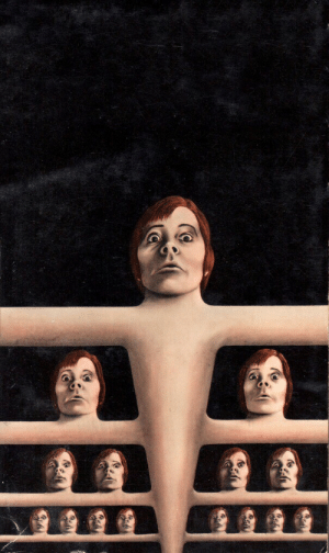 talesfromweirdland:  FIRST PERSON, PECULIAR (1972) cover art by John Holmes.: talesfromweirdland:  FIRST PERSON, PECULIAR (1972) cover art by John Holmes.