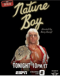 Memes, Fuck, and Live: Taluine  30 FOR 30  directed b  Rory Karpf  TONIGHT 10PM/ET  PRESENTED BY  STREAMING  LIVE  MINI Fuck. Yes.