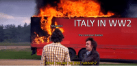 Italian Soldiers: TALY IN wW2  Mussolini  The Common Soldien  How canwe be this rubbish?  0