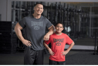 World Wrestling Entertainment, Http, and Jcpenney: TAPOUT Stay active and #EarnTheDay. The new Tapout WorldWide boys line is available at JCPenney. http://wwe.me/bsxycA