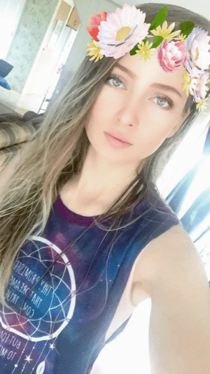 Love, Precious, and Saw: tarinya-quinn:  Shit quality and five people probably saw this and instantly blocked me because of the dreaded snapchat flower crown but I do not give a fook. I'm a mess. So enjoy this photo from last weekend because @scarsoftheshatteredsky @prideandperdition @gipsyspirits @xochitl-metal @wolves-of-the-flame @hobbitsmind @nuclearbats @misshammett @quasarior @spencersterlingmodel @solrift @weallliveinthesamenightmare @bruceedickinson @ashesofthepaleserpent @finnishtrolls @postorganichallucinations @beatasticband @thecolombianviking and @bridgesinthesky tagged me. I love you, you precious muffins. I tag you all back. Along with @death-delirium @corpse-drummer @thepunmastersupreme @type-ho-negative @coasttocoastlikebutteredtoast @blazesinthenorthernsky @fleshbutt-apocalypse @letwhatyoulovekillyouu @valhallstruevalkyrie @the-secret-ginger @ethereal-valky @hera-salander and @shakespeare-was-a-metalhead