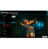 FAM WHAT IS THIS 😂 Part.2 BlackOps3 got some new taunts today including Dabbin, Whip & Hotline Bling 😭😭😭 Who boutta get on tonight? Via TmarTn!: TAUNTS AND GESTURES  @NoChill'Vines  Boast Gestures  Dip Low  Dip Law  Fawl Maves  12 11E FAM WHAT IS THIS 😂 Part.2 BlackOps3 got some new taunts today including Dabbin, Whip & Hotline Bling 😭😭😭 Who boutta get on tonight? Via TmarTn!