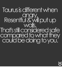 Mar 8, 2017. You have problems with yourself.  Your relationships with others are also unclear and inarticulate. You will solve a lot with your new found.......FOR FULL HOROSCOPE VISIT: http://horoscope-daily-free.net/taurus: Taurus is differentwhen  angry  Resentful &M put up  Walls  That's stil considered safe  compared to What they  could be doing to you Mar 8, 2017. You have problems with yourself.  Your relationships with others are also unclear and inarticulate. You will solve a lot with your new found.......FOR FULL HOROSCOPE VISIT: http://horoscope-daily-free.net/taurus