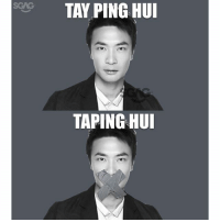 Haha! These Mediacorp artiste puns are hilarious! 😂😂: TAY PING HUI  TAPING HUI Haha! These Mediacorp artiste puns are hilarious! 😂😂
