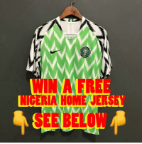 WIN a free World Cup Jersey of your choice! (Any size) 🏆 ALL you need to do is follow @rabonajerseys📱 and comment 'done' ☑ Winner announced @rabonajerseys account soon! Not following will not win anything: TBA  BUJA  INAER  GERIA HOME JE  EEB WIN a free World Cup Jersey of your choice! (Any size) 🏆 ALL you need to do is follow @rabonajerseys📱 and comment 'done' ☑ Winner announced @rabonajerseys account soon! Not following will not win anything