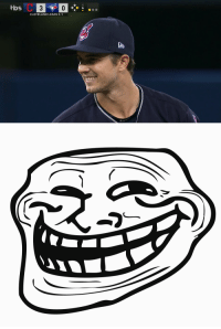 Ryan Merritt doing a hardcore troll face on the mound and why not? ALCS h-t @based_ball: tbs  CLEVELAND LEADS 3-1 Ryan Merritt doing a hardcore troll face on the mound and why not? ALCS h-t @based_ball