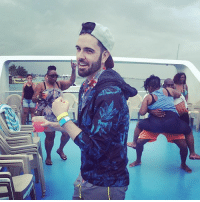 Drunk, Memes, and Tbt: Tbt to March 2015 when me, @thisjenlewis, @dami_lee, and @elliesunakawa got drunk one night and a bar and randomly decided to book tickets to The Bahamas. Two weeks later we were on the weirdest booze cruise in the middle of a rainstorm. Anyway I think it's time for a new vacation, laaaaadiiiies.