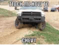 Chevy: TEACH ME HOW TO  CHEVY