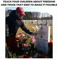 God bless all of our fallen heroes. https://t.co/Bk7BOHYfwP: TEACH YOUR CHILDREN ABOUT FREEDOM  AND THOSE THAT DIED TO MAKE IT POSSIBLE  CHAEL P  MURPHY  MEDAL OF HONOR  LT US NAVY  AFGHANISTAN  MAY 7 1976  JUN 28 2005  US NAVY SEAL God bless all of our fallen heroes. https://t.co/Bk7BOHYfwP
