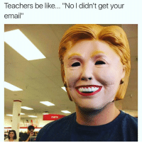 teachers be like