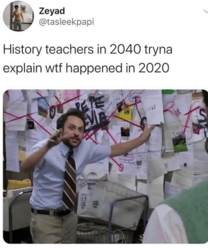 Teachers in 2040 by cos_tan_za MORE MEMES: Teachers in 2040 by cos_tan_za MORE MEMES