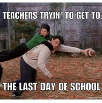 So close but yet soooooo far {rp @justaprimarygirl }: TEACHERS TRY IN TO GET TO  THE LAST DAY OF SCHOOL  nematic net So close but yet soooooo far {rp @justaprimarygirl }