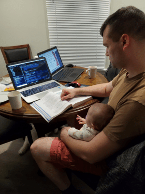 Teaching my 3 month baby girl C++, wanna make sure she gets OOP by the time she talks.: Teaching my 3 month baby girl C++, wanna make sure she gets OOP by the time she talks.