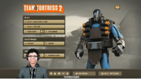 History, Gaming, and Shop: TEAK FORTRESS 2  PLAY  PLAY MULTIPLAYER  PLAY CO-OP  SERVERSTRAINING  CUSTOMIZE  ITEMS  SHOP  CRF  WORKSHOP  OPTIONS  ADV. OPTIONS  TAYZONDAYGAMES Still one of the greatest gaming moments in livestream history.  Featuring @TayZonday https://t.co/skholnhfLA