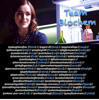 Anna, Community, and Tumblr: Team  Biochem  @adaughterofeve (Elaine)// @agent-85 (Jane) // @agentcalliope (Casey)I/  @allisenargent (Ally) // @aosfangirl81 (Shayne)// @bigfunnywords (Lindsay)l  @cassiannandor (Amy)l/ @catchylove (Lex)l/@chylerlwest (Natalie)l/  @clearascountryair (Em)// @consoledacup (lanelle)/ @daisysdanvers /  @etoilesdeglace (Meghan) // @fitzsimmonsavengers //  @hermionesimmonss (Caroline)//@howtocatchatardis (Lauren)/  @inkyfingerstoo (Lu)/ @jemmahearteyessimmons (Lauren)ll  @jemmasimmouns (Nikk)// @jemmathepoptart (Lexi)// @jemscarter (Nicole)l/  @jupiterbysaturn (Javiera)1I @karasimmons (Laur)//  @marvelouswhovianfairytales (Dani)// @msdevindanielle (Devin)//  @nerdlove4thewin (lessica)/l @notinkbutagoldensplash (Emma)l/  @recoveringrabbit (Rabbit)// @santiago-simmons (Lucy)// @skywaalker(Tegan)lI  @somethingmarvelous (Anna)// @soulofaminaanima (Amina)//@ughfitz (Racquel)l//  @victoriakathleen16 (Kathy)l/ @whentheskyequakes (Kayla)/1  @wheres-your-rum (L-M) @writeonthrough (Elyssa) // @yourfitzsimmons (Cynthia) To all my fellow @teambiochem 2017 Members:I'm looking forward to getting to know all of you better. Here's to a great summer together! ❤- @writeonthrough (Elyssa)For those who don't know me,  I am a giffer and a writer who is back from taking a tumblr break for several months. I am starting over with EvB and have several cool things planned to share with you guys. As part of my start over, I've followed all of the EvB Participants to re-acquaint myself with the Fitzsimmons Community again.The Fitzsimmons Community is full of wonderful people and I thought it would be nice if we all knew each other's names and thus make the first step of bonding easier:@adaughterofeve  (Elaine)@agent-85 (Jane)@agentcalliope (Casey)@allisenargent (Ally)@aosfangirl81 (Shayne)@bigfunnywords (Lindsay)@cassiannandor (Amy)@catchylove (Lex)@chylerlwest (Natalie)@clearascountryair (Em)@consoledacup (Janelle)@daisysdanvers  @etoilesdeglace (Meghan)@fitzsimmonsavengers@hermionesimmonss (Caroline)@howtocatchatardis (Lauren)@inkyfingerstoo (Lu)@jemmahearteyessimmons (Lauren)@jemmasimmouns (Nikki)@jemmathepoptart  (Lexi)@jemscarter (Nicole)@jupiterbysaturn (Javiera)@karasimmons  (Laur)@lapiccolina (Theresa)@leofixed (James)@lilacfairies (Katherine)@marvelouswhovianfairytales (Dani)@msdevindanielle (Devin)@nerdlove4thewin (Jessica)@notinkbutagoldensplash (Emma)@recoveringrabbit (Rabbit)@santiago-simmons  (Lucy)@skywaalker (Tegan)@somethingmarvelous (Anna)@soulofaminaanima (Amina)@ughfitz (Racquel)@victoriakathleen16 (Kathy)@whentheskyequakes (Kayla)@wheres-your-rum (L-M)@writeonthrough (Elyssa)@yourfitzsimmons (Cynthia)
