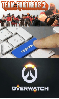 team fortress: TEAM FORTRESS 2  OVERWATCH