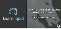 """team liquid  STARCRAFT 2 IN GAME  BUILD ADVISOR  SPAWNINGTOOL Awesome Builds for #Starcraft2 in-game will walk you through the build from start to finish!  We partnered with Team Liquid and Jared """"PiG"""" Krensel who are using SpawningTool app on Overwolf. Check out Team Liquid's walk through post: https://goo.gl/GJOWm6"""
